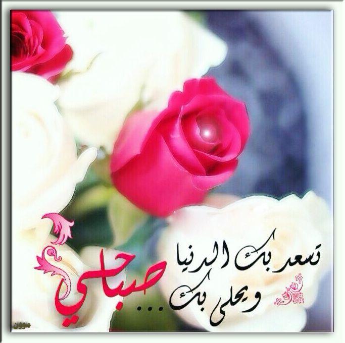 صورة يسعد صباح حبيبي , صباح كله حب ومشاعر