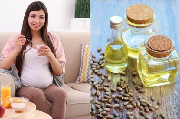 صورة زيت الخروع للحامل , فوائد مبهررره لزيت الخروع للحوامل