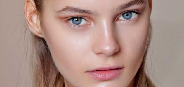 صور التخلص من زيوت الوجه , علاج زيوت البشره الدهنيه