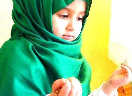 صور بنات محجبات صغيرات , لفات حجاب لكل بنوتة