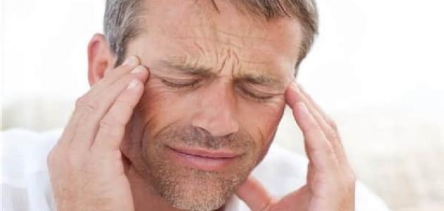 صورة اعراض لفحة الهواء في الراس , كيف تعرف ان عندك هواء فى الراس