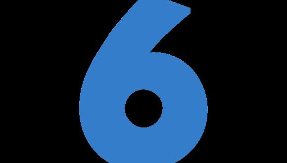 صورة تفسير حلم رقم 6 , ماذا يعني رقم 6 بالمنام