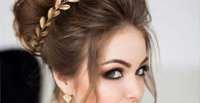 صور تسريحات شعر عالية , تسريحه رقيقه ومختلفه للبنات شعرك هو سر جمالك