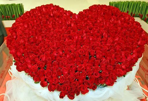 صورة صور ورد قلب , هديه رومانسيه روووعه لحبيبك 3485 5