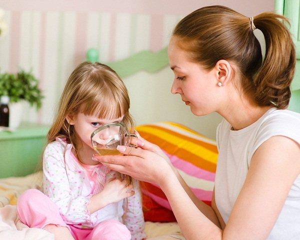 صورة علاج الكحة عند الاطفال بالاعشاب , اسرع طريقه للتخلص من كحة الاطفال