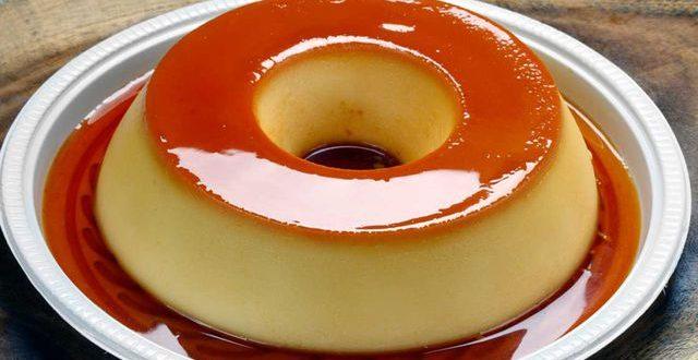 صور طريقة عمل الكريم كراميل , اشهي الحلويات الباردة