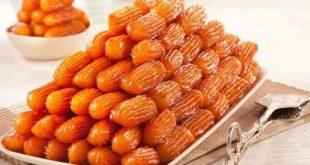 صور حلويات بلح الشام , طريقة تحضير الحلويات الشرقية