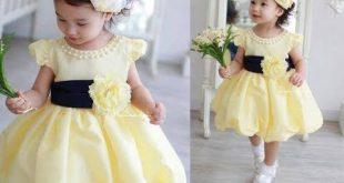 صور ملابس العيد للبنات , فساتين للفتيات الصغيرة للعيد