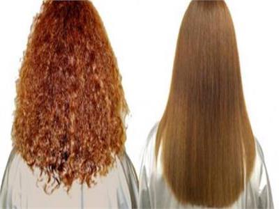 صورة طرق طبيعية لفرد الشعر , احصلي علي شعر املس من الطبيعية
