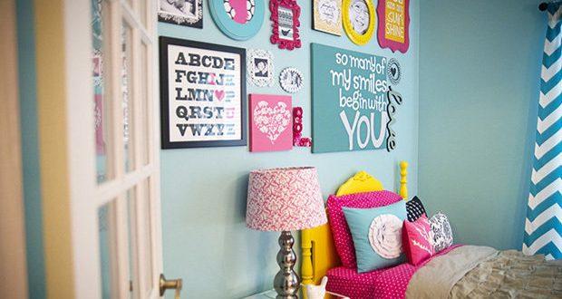 صورة افكار بسيطة لتزيين غرفة النوم , اروع ديكورات لغرف النوم