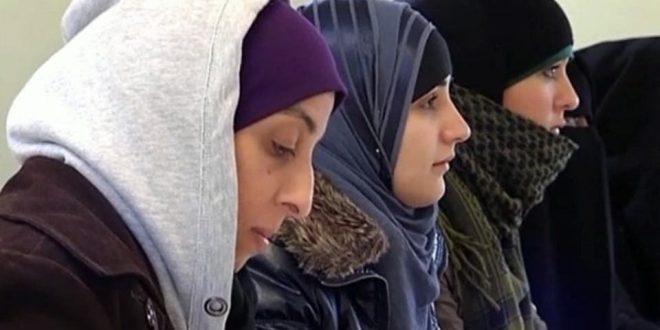 صورة الحجاب في فرنسا , حكم ارتداء الحجاب بفرنسا