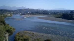 اين يصب نهر الفولجا , مكان صب نهر الفولجا