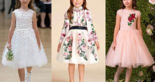 صور ملابس بنات للعيد , ازياء بناتي رائعه 2019