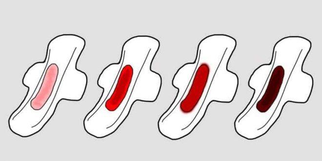 صور اسباب نزول دم اسود من المهبل , علامات الخلل الهرموني للبنات