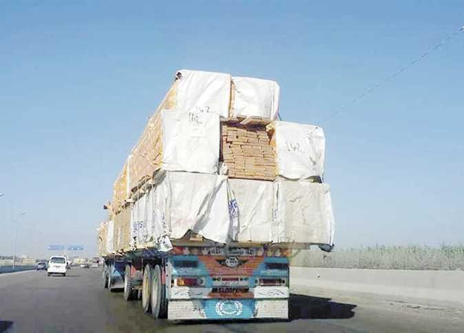 صورة صور سيارات نقل , احدث القرارات حول النقل الثقيل