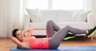صور هل الرياضة اثناء الدورة الشهرية مضرة , افضل التمارين ايام الدوره