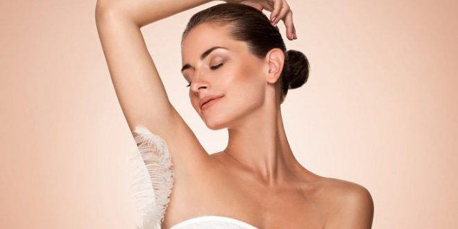 صورة طريقة لازالة الشعر بدون الم نهائيا , احصلى على جسم كالحرير