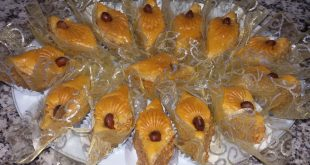 صورة بقلاوة جزائرية خطوة بخطوة , اجمل الحلويات هتندمي لو مكلتهاش