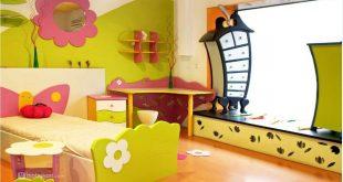 صور ديكورات حوائط غرف نوم اطفال , خلي طفلك يكون سعيد بحجرته