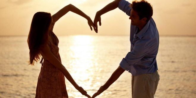 صور صور حب بين الزوجين , هو القلب والحياه