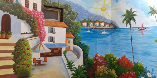 صورة رسم على الجدران , احلي من هيك ما شوفت