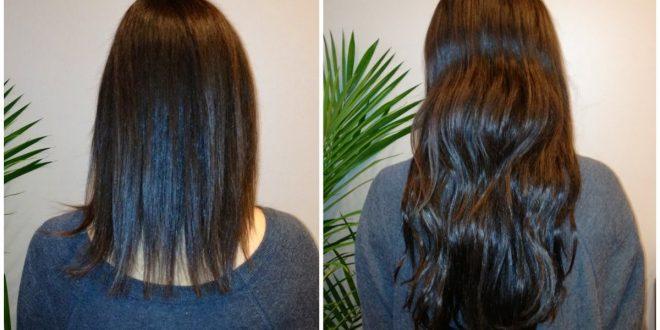 صورة كم يطول الشعر في الشهر , المدة التي يطول فيها الشعر سم
