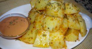 صورة وصفات بطاطس مسلوقة , اشهي الاكلات البطاطس المسلوقه بانواعها