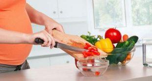 صورة اكلات مفيدة للحامل , نصائح للحامل بالشهور الاولى