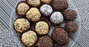 صورة حلويات دون طهي , طريقة عمل حلوى القهوة البارده