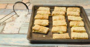 صورة حلى بف باستري , وصفة سهلة وسريعة للبف باستري