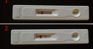 صورة اختبار الحمل السريع , طرق تعرفك انك حامل في المنزل