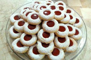 صورة مقادير حلويات مغربية , اشهي الحلويات مع المقادير اللي هياكلها هيتجنن
