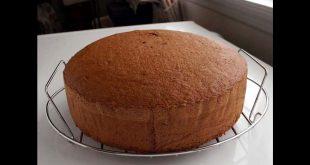 صورة طريقة عمل كيكة الشوكولاته الاسفنجيه , اعملي في منزلك كيك اسفنجية بسهولة