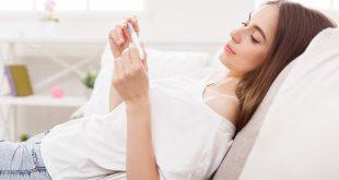 صورة هل اعراض الحمل تشبه اعراض الدورة , اعرفي انتي حامل ولا معانا