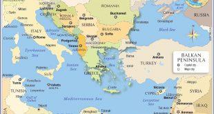 صورة اين تقع مالطا على الخريطة , تعرف على مكان مالطا وزورها