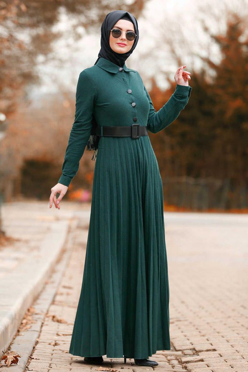 صورة تفسير حلم الحجاب الاخضر , شوفتي حجاب احضر في المنام