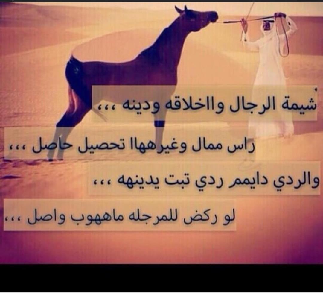 صورة قصيده عن البدو , كلمات روعة عن اهل البدو