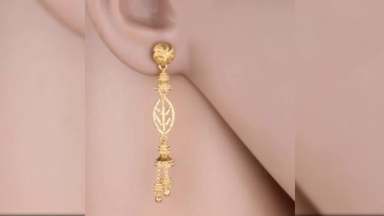 صورة تفسير حلم الحلق الذهب , ارتدي حلق ذهب في المنام