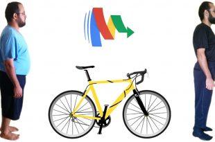 صورة ركوب الدراجة الهوائية والكرش , مهمه جدا وتفيدك جدا ايضا