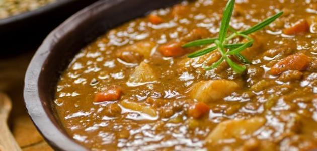 صورة طريقة طبخ العدس , اسرع طريقه مجربه لطبخ العدس بطعم اللذيذ