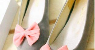 صورة احذية فلات للبنات , احذيه بناتي شوفتها بتجنن