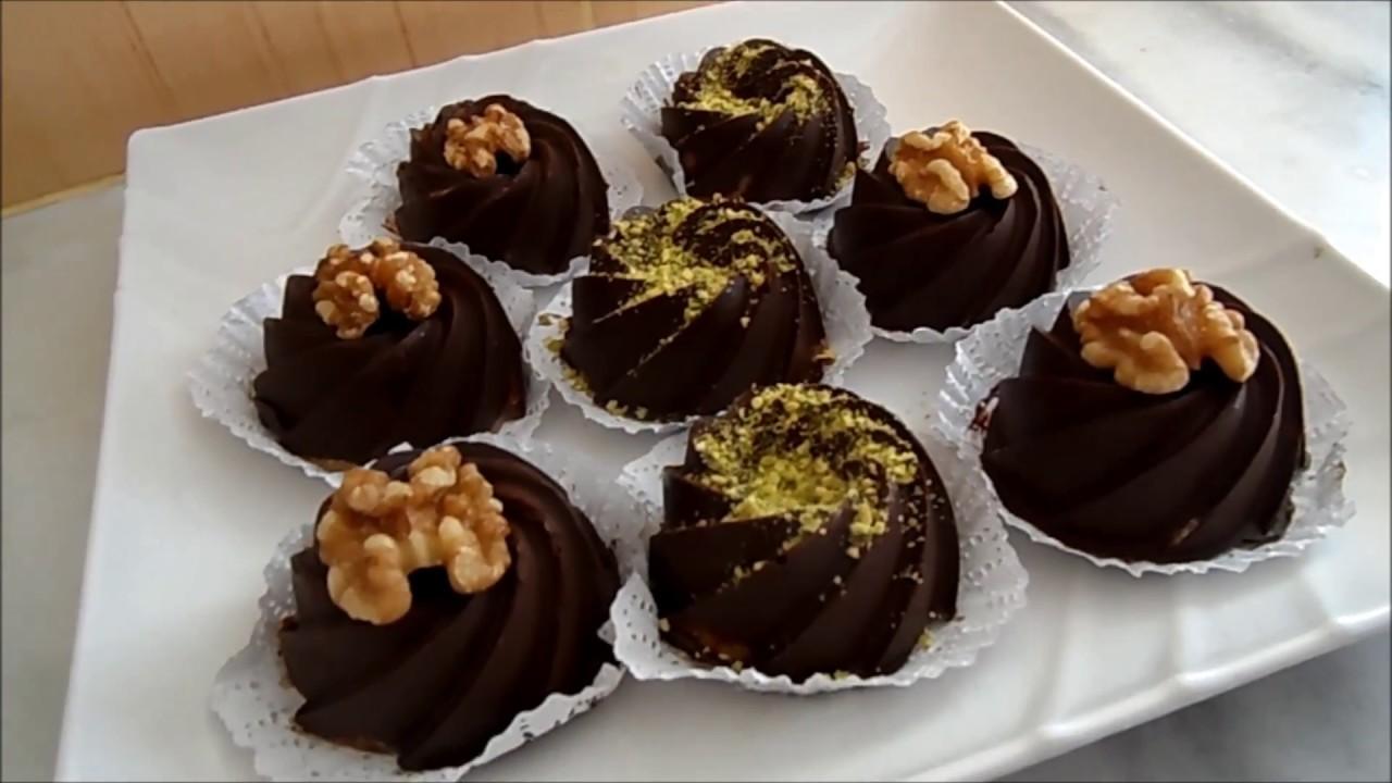 صورة حلويات بدون طهي جزائرية , الذ واشهي حلويات جزائريه بدون تعب ومجهود