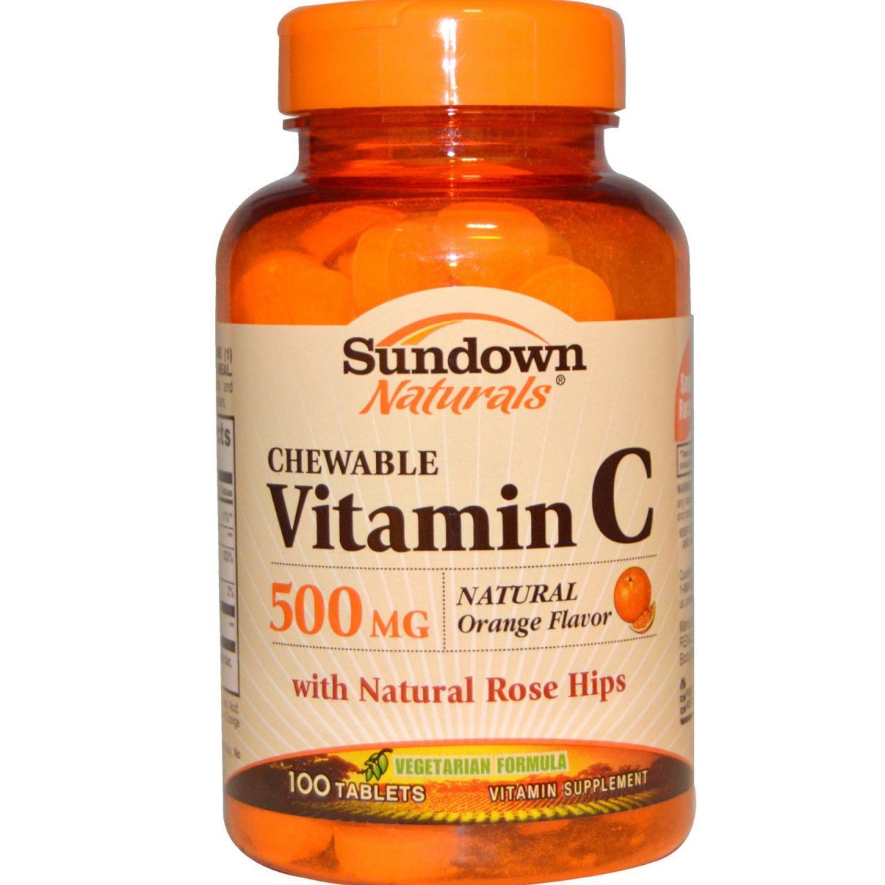 صورة حبوب فيتامين سي , تعرف علي فوائد فيتامين سي السحريه