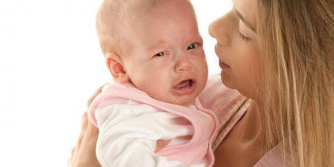 صورة علاج البرد في البطن عند الاطفال , كيف تحافظى على صحة طفلك
