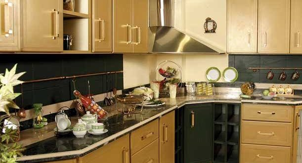 صورة اجمل المطابخ العربية , تصاميم مطابخ صغيرة