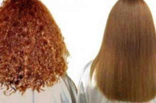 صورة طرق فرد الشعر , خلطات منزلية لاطالة الشعر