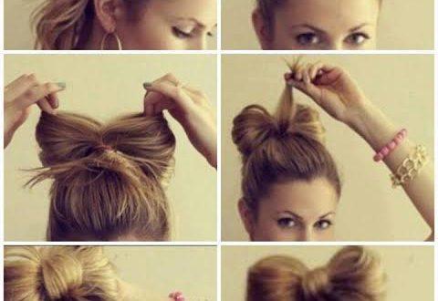 صورة بالصور تعليم تسريحات الشعر , كوني ذات اطلالة مميزة