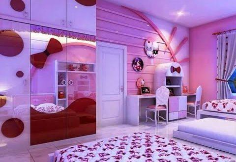 صورة صور غرف نوم اطفال بنات , غرف في قمة البراءة للاطفال بالصور