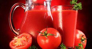صورة فوائد عصير الطماطم للبشرة , فوائدة كثيرة وجميلة جدا