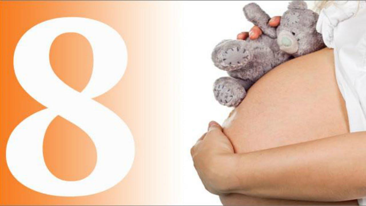 صورة اعراض الحمل في الشهر الثامن بولد , تريد ان تعرفها كل ام